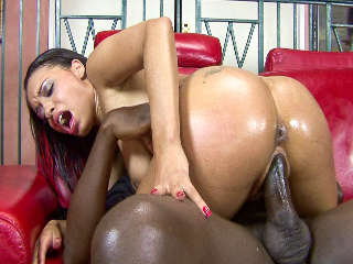 I Came Inside A Black Girl #02 - Part 01 Aliana Love