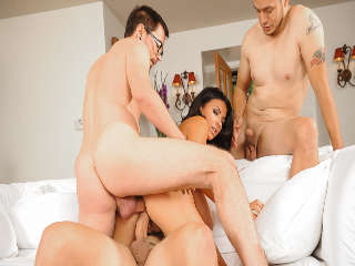 College Group Sex Dane Cross & David Loso