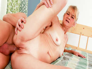 I Wanna Butt Fuck Your Grandma #03 Steve Q & Beata A