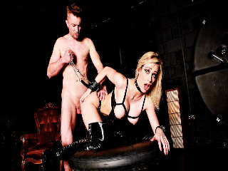 The Art of Control Ben Kelly & Chessie Kay