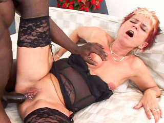 50 Year Old Anal Addicts #4 Jana B