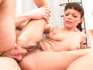 Big Hairy Clits #02 Dillon & Candy Sweet