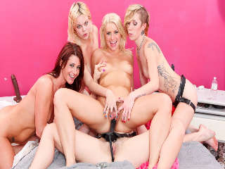 The Seduction Of Anikka Albrite Maia Davis & Anikka Albrite
