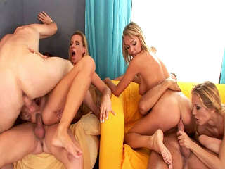 Cream Pie Orgy #05 Katrin & Debie Danseuse