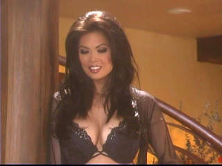 Playing With Herself Black Underwear Tera Patrick