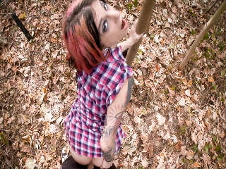 In The Woods Joanna Angel