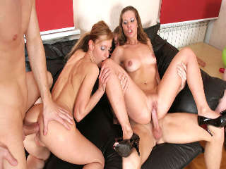 Cream Pie Orgy #11 Olga & Marina