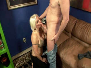Your Mom's Hairy Pussy #05 Veronica Vaughn