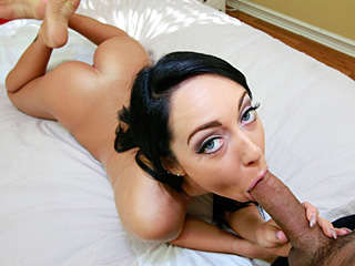 Fucking Fabulous Cocksucker Sabrina Banks