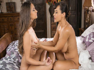 Mommy's Meditation Lisa Ann & Cassidy Klein
