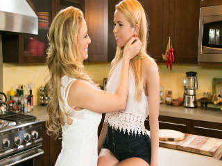 Never Too Small Cherie DeVille & Alina West
