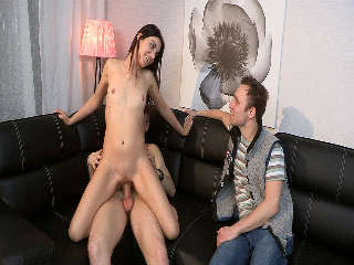 Well-paid orgasm for hot teeny Esther