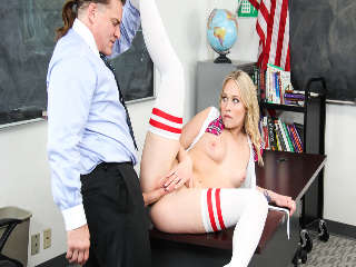 Corrupt Schoolgirls #10 Evan Stone & Dakota James