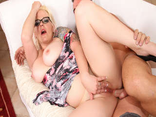My Wife Caught Me Assfucking Her Mother #08 Missy Monroe & Rusty Nails