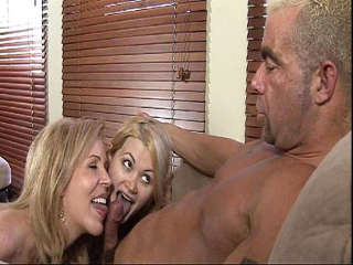 Mothers Teaching Daughters How To Suck Cock Erica Lauren & Marina Maywood