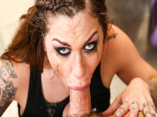 Throated Contest 2014 - Karmen Karma
