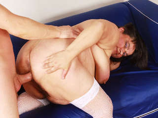 Big Fat Squirters #03 Dillon & Zsizsi