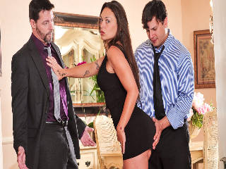 Seduced By The Boss's Wife #04