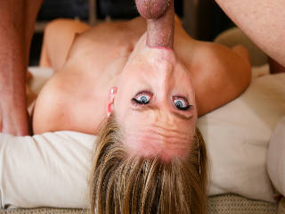 AJ Applegate Loves Getting Face Fucked