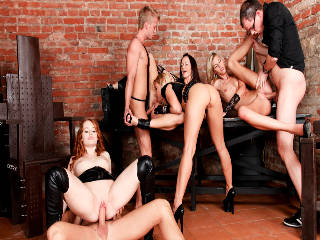 5 Incredible Orgies #02