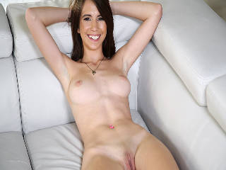 CeCe Capella's First Anal