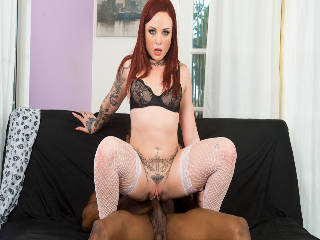 Chloe Carter's First Black Cock
