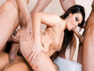 Best Of Gang Bang Encounters