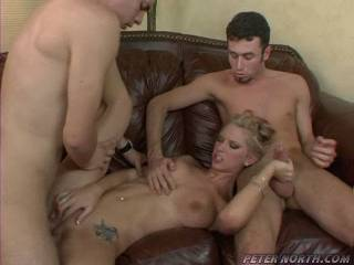 Natural Knockers #03 James Deen & Brooke Banner